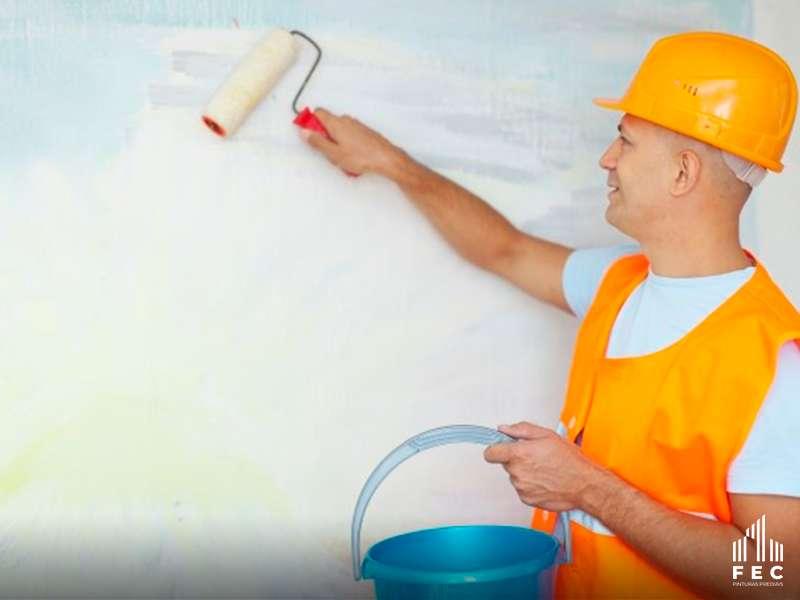Orçamento de pintura predial