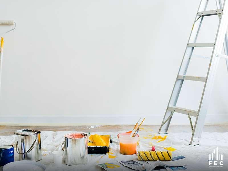 Pinturas residenciais prediais