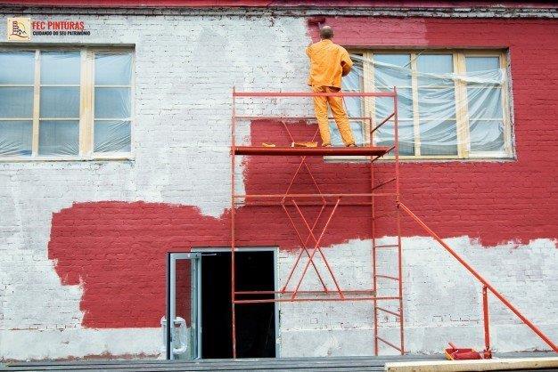 Reforma e pintura predial