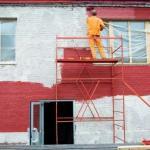 Recuperação de fachada predial