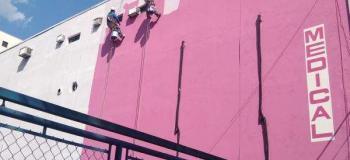 Empresa de pintura de fachadas de predios