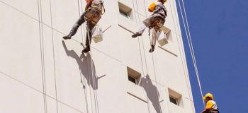 Impermeabilização de fachadas de prédios