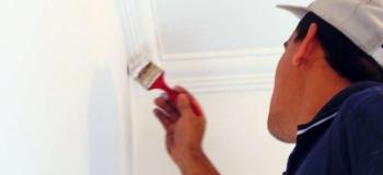 Pintura comercial e residencial