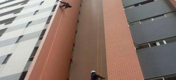 Restauração de fachadas sp