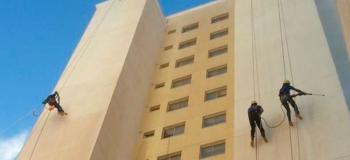 Serviço de impermeabilização de fachadas