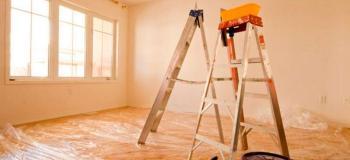 Serviço de pintura residencial abc